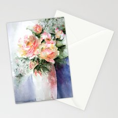 French Roses Stationery Cards
