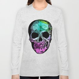 Boho Skull I Long Sleeve T-shirt