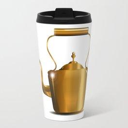 Victorian Copper Kettle Travel Mug