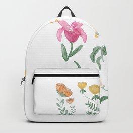 Spring Garden Backpack