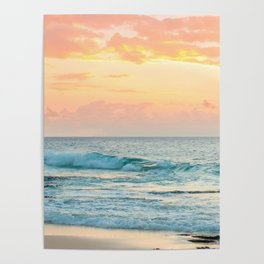 Honolulu Sunrise Poster