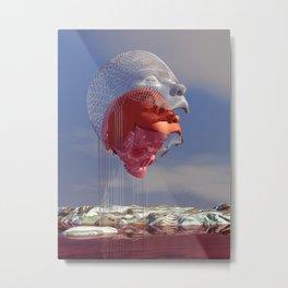 Disconjunction Metal Print