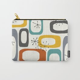 Mid Century Modern Shapes 02 #society6 #buyart Carry-All Pouch
