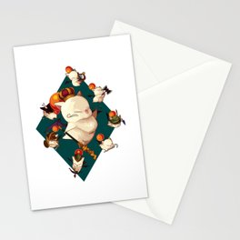 King Moogle Mog Stationery Cards