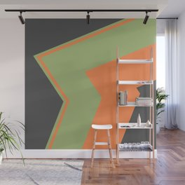 Chicane Wall Mural