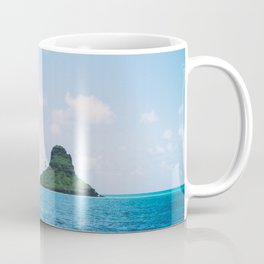 Mokolii Island Straight Ahead Coffee Mug