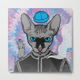 Spirit Animal Metal Print