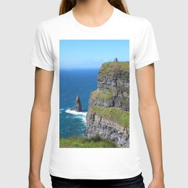Over the Castle on the Hill T-shirt