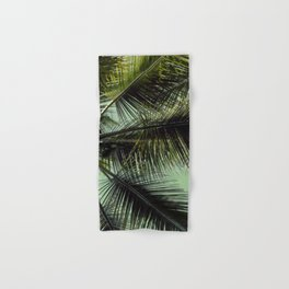 Tropical summer breeze Hand & Bath Towel