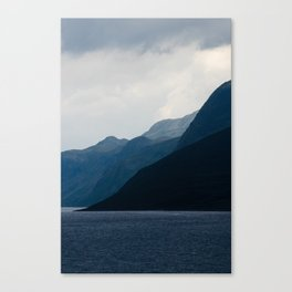Gradients Canvas Print