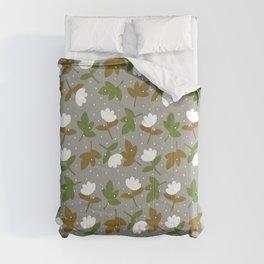 Cotton & Snow Comforters