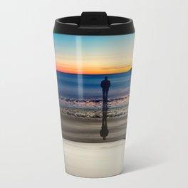 """Introspecion"" Fine Art Print Metal Travel Mug"
