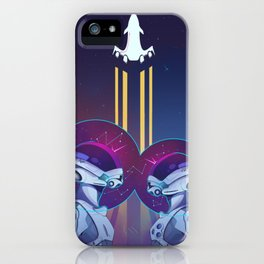 Ghost Ryders iPhone Case