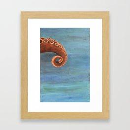 Octopus 1: Under the Sea Framed Art Print