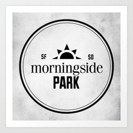 Morningside Park Art Print