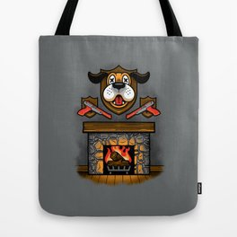 Who's Laughing Now Tote Bag
