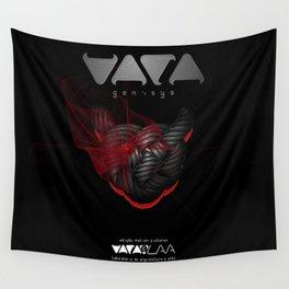 "Vaca - MP: ""Vaca - Genisys"" Wall Tapestry"