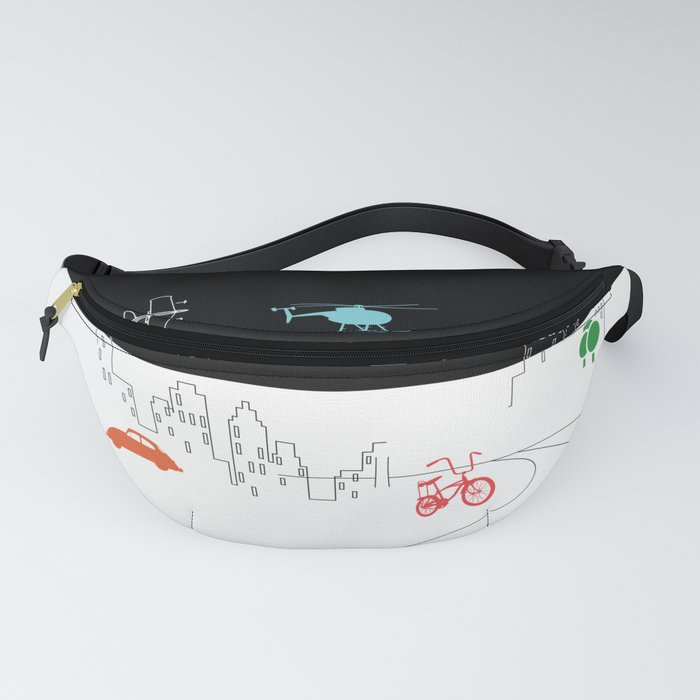 City Fun Fanny Pack