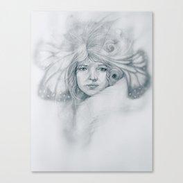 Selina Canvas Print