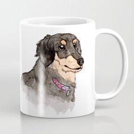 Miniature Dachshund Coffee Mug