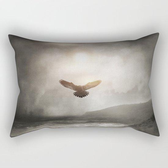 Sunset I C. V Rectangular Pillow