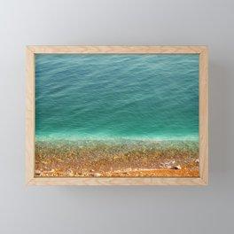 WaterFront Framed Mini Art Print