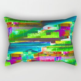 Shades of Night Rectangular Pillow