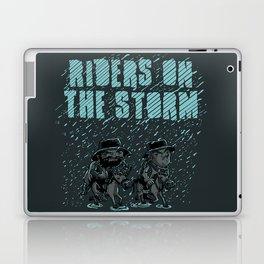 Riders on the Storm Laptop & iPad Skin