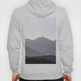 Rocky Mountain Sunset - Colorado Nature Photography Hoody