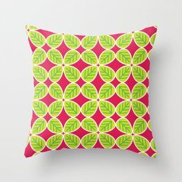 Primrose Collection 4 Throw Pillow