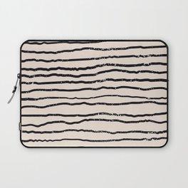 Minimalist Drawing For Scandinavian Decor Laptop Sleeve