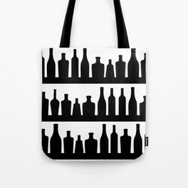 Classic Bottles Tote Bag