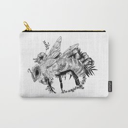 Bee - Go vegan Carry-All Pouch