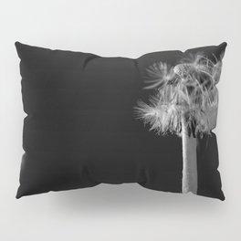 Dandelion in the dark Pillow Sham