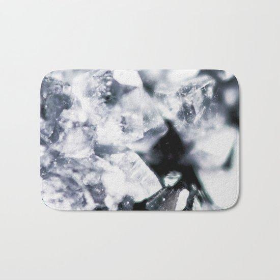 Geode Crystals Bath Mat