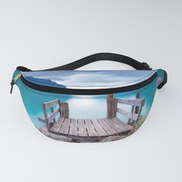Magnificent Pier In Bergen Norway Ultra HD Fanny Pack