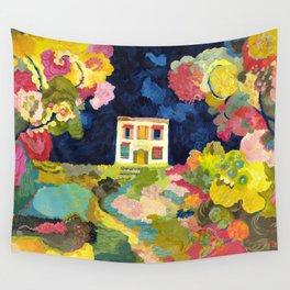 Nightgarden Wall Tapestry