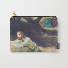 Jesus at Gethsemane Carry-All Pouch