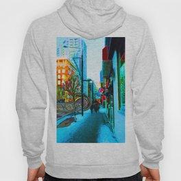 City Street Hoody