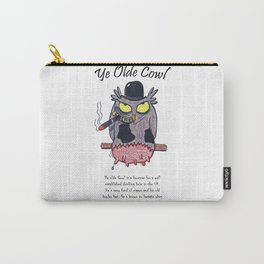 Ye Olde Cowl Carry-All Pouch