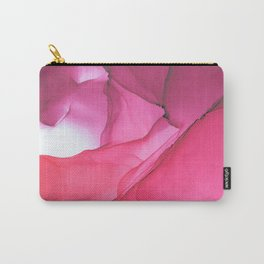 Red impression 1 Carry-All Pouch