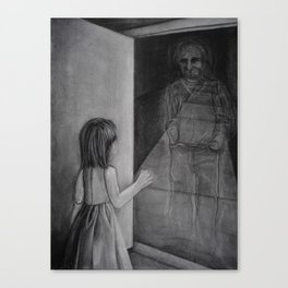 Yale II Canvas Print
