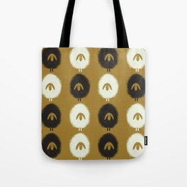 Sheep ochre Tote Bag