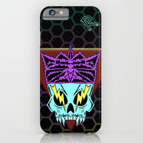 King Demon iPhone & iPod Case
