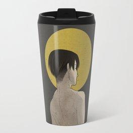 Levi: No Regrets Travel Mug