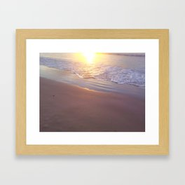 Inner Light - Jervis Bay Framed Art Print