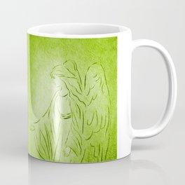 Angel of Healing - Abstract Angel Picture Coffee Mug