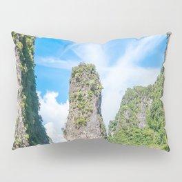 Islets in Phang Nga Bay Pillow Sham