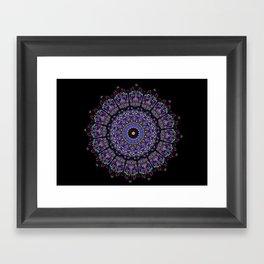 Kaleid Framed Art Print