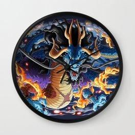 Dragon Kaido - One piece Wall Clock